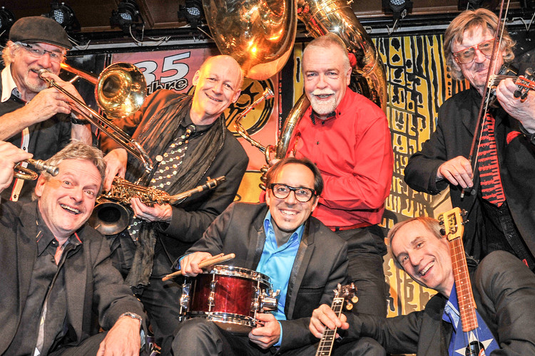 Bild BOURBON STREET Jazz Band